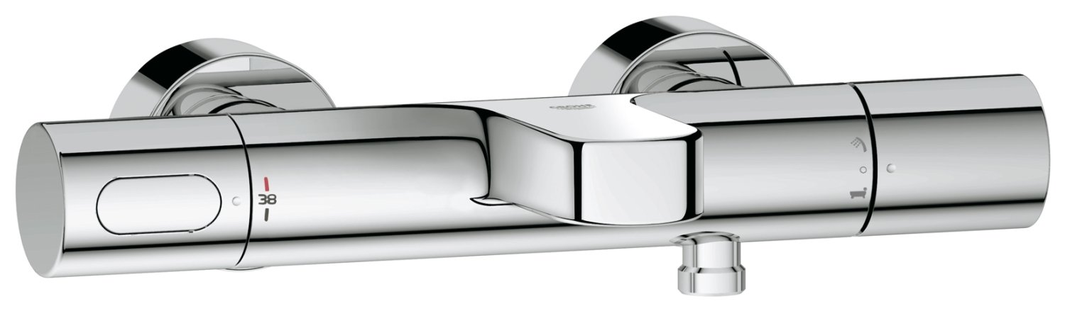Import Allemagne GROHE Mitigeur Thermostatique Douche Grohtherm 3000 34274000