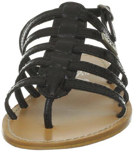 Sneakers Schwarz Cerises Le Low Temps Damen Vernis Schwarz Black Ilona des Top wHaU0qHSn
