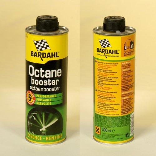 BARDAHL OKTAN BOOSTER - 500 ml-Dose