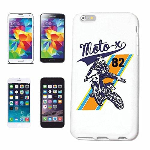 """cas de téléphone iPhone 7 """"MOTO X EXTREME SPORTS MOTOCROSS 125cc MOTO-CROSS FREESTYLE MOTOCROSS MOTO SPORT VÊTEMENTS BIKER MOTO BIKE MACHINE"""" Hard Case Cover Téléphone Covers Smart Cover pour Apple iP"""