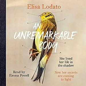 An Unremarkable Body Audiobook