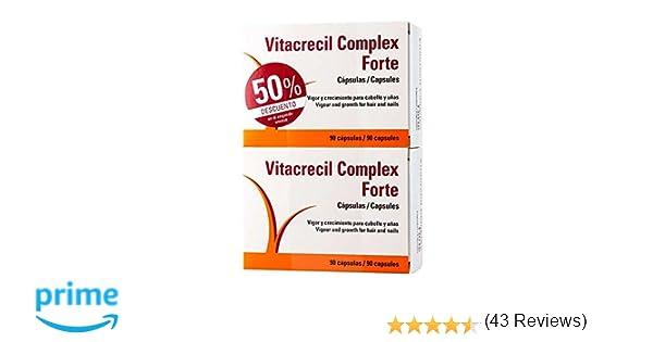 2 x VITACRECIL COMPLEX FORTE 90 CAPS