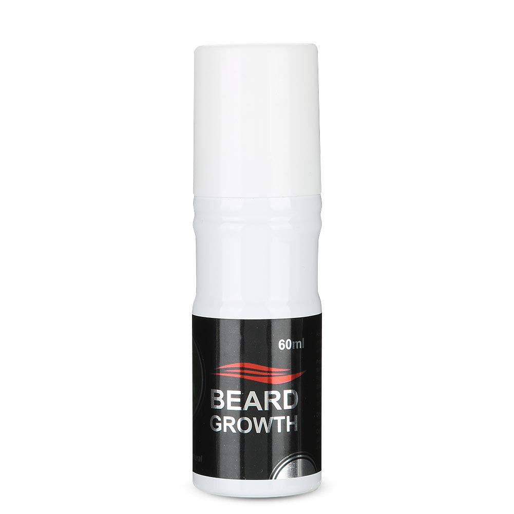 Beard Oil Spray for Men Care - Dewin Natural Beard Spray, for Beard and Mustache Styling, Shaping, Wax, Spartan