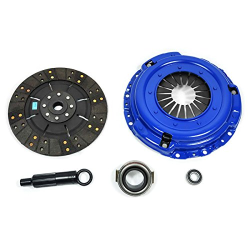 PPC STAGE 2 CLUTCH KIT FOR 2001-06 BMW M3 E46 S54 fits both 6speed MANUAL&SMG ()
