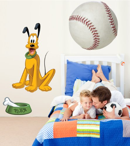 Disney Mickey Mouse Giant Wall Decal (Disney