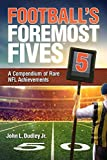img - for Football's Foremost Fives book / textbook / text book