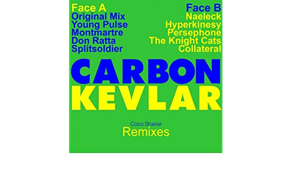 carbon kevlar - coco shaker