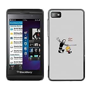 Tyrion y Bronn OYAYO Blackberry Z10 //Dise?os frescos para todos los gustos! Top muesca protección para su teléfono inteligente!