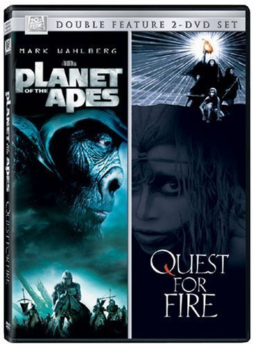 Planet of the Apes / Quest for Fire by 20th Century Fox by Tim Burton Jean-Jacques Annaud