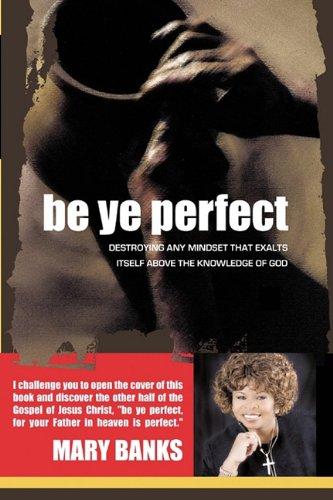 Be Ye Perfect pdf