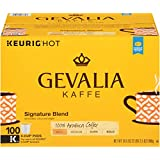 Gevalia Signature Blend Keurig K Cup Coffee Pods, 100 Count
