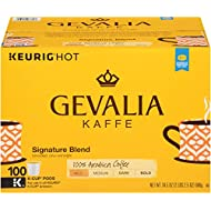Gevalia Signature Blend Coffee K-Cup Pods, 100 Count