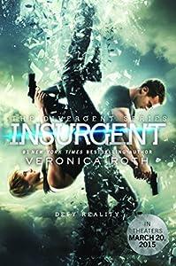 Paperback Insurgent Movie Tie-in Edition (Divergent Series) Book
