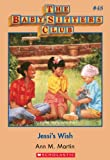 Jessi's Wish (Baby-Sitters Club) by Ann M. Martin front cover