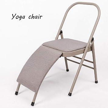 Pilates Silla de Yoga, cinturón de cinturón Creativo, Taburete ...