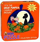 USAopoly Peanuts It's the Great Pumpkin, Charlie Brown Puzzle