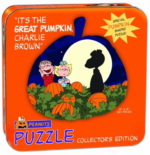 USAOPOLY Peanuts It's The Great Pumpkin, Charlie Brown -