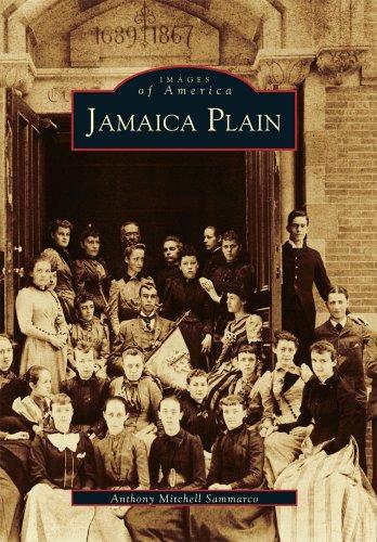 Jamaica  Plain   (MA)  (Images  of  America)