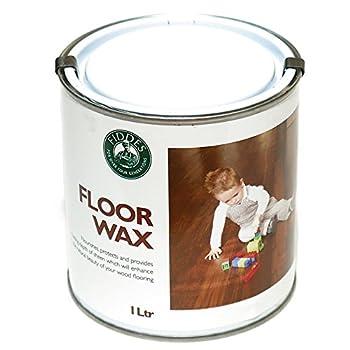 Fiddes Water-Resistant Hardwood Floor Liquid Wax