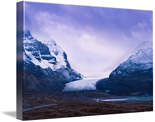 - Imagekind Wall Art Print entitled Athabasca Glacier, Columbia Icefields, Alberta, Ca by Design Pics | 10 x 7
