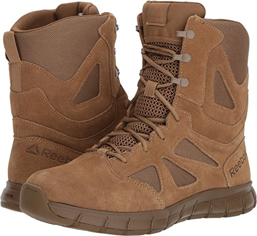 Reebok Work Sublite Cushion Tactical AR670-1 Compliant Coyote 10