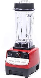 Smoothie Blenders, 1500W 2L Professional Commercial Blender Smoothie Maker High Speed Jug Blender Machine Speed Adjustable 27000 RPM