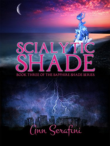 Scialytic Shade (Sapphire Shade Book 3)