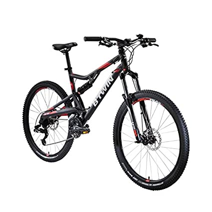 4487e8670 Buy B twin Rockrider 520 S Full Supension Mountain Bike - 27.5 ...