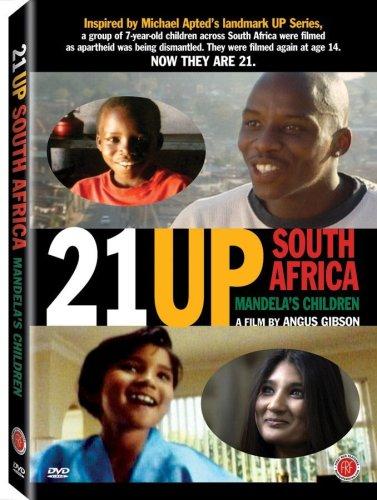 DVD : Willem - 21 Up South Africa Mandela's Children (Colorized, Widescreen, Subtitled)