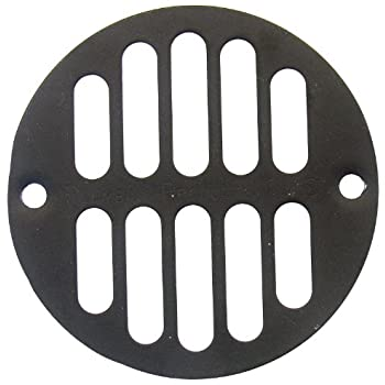 Simpatico 31289OB Drain Grill With Screws With 3 3/8 Inch Diameter And