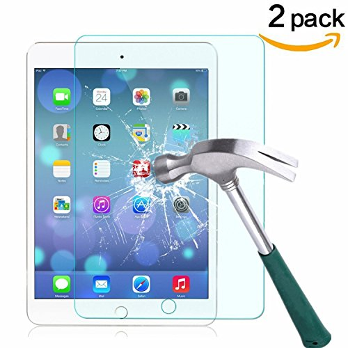 Tempered Glass Screen Protector for Apple iPad Mini 4 - 7