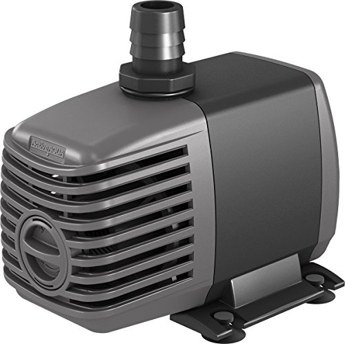 400 Pump - Hydrofarm Active Aqua Submersible Water Pump, 400 GPH