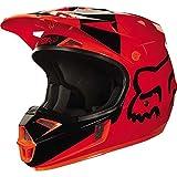 2018 Fox Racing Youth V1 Mastar Helmet-Orange-YM