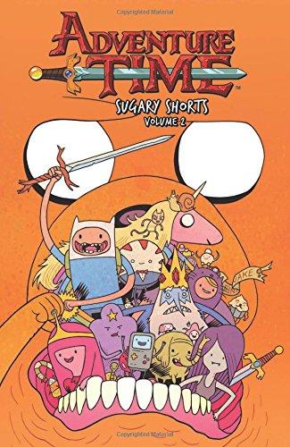Download Adventure Time: Sugary Shorts Vol. 2 PDF