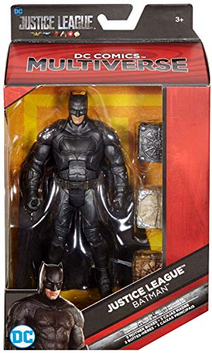 DC Comics Multiverse Justice League Movie Batman Exclusive A