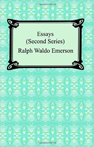 emerson politics essay The limits of self-reliance: emerson, slavery, and  dominant image of emerson as detached from politics and  essay emerson was critical.