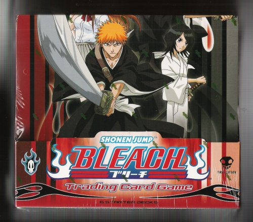 Bleach Single Cards - Bleach Cards - PREMIER EDITION - Starter Deck
