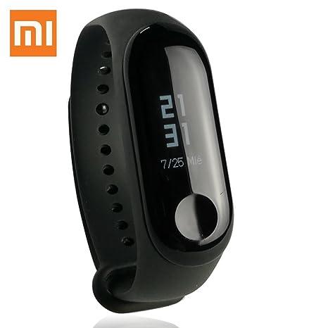 Xiaomi Mi Band 3 - Pulsera de actividad con Heart Rate en la ...