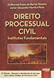 Direito Processual Civil. Institutos Fundamentais