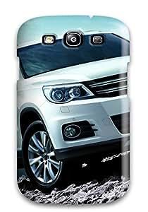 Special ZippyDoritEduard Skin Case Cover For Galaxy S3, Popular Volkswagen Tiguan 3 Phone Case