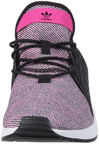 adidas Originals Unisex X_PLR Running Shoe, Shock Pink/Black/White, 3.5 M US Big Kid by adidas Originals (Image #4)