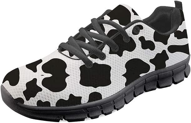 Coloranimal - Zapatillas de correr para mujer con malla de aire, ligeras, informales, para uso diario: Amazon.es: Zapatos y complementos