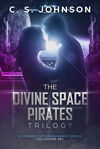 The Divine Space Pirates: A Science Fiction Romance Series: Collector Set