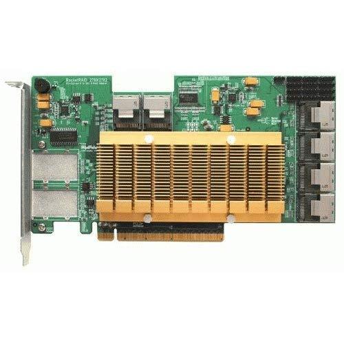 HighPoint RocketRAID 2782 PCI-e X16 SAS/SATA 6Gb/s RAID Controller