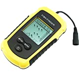 Lucky Wired 100m Digital Sonar Transducer Fish finder