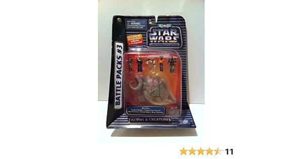 Star Wars Micro Machines Action Fleet Tusken Raider Sand People Figure #4