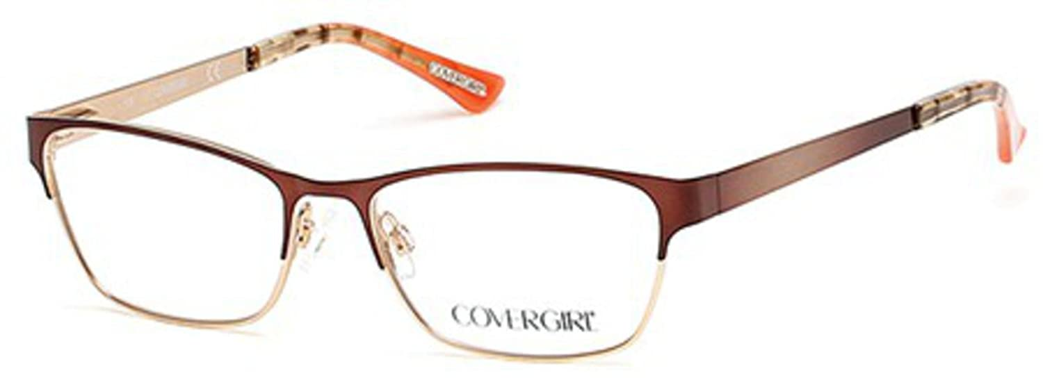 Eyeglasses Cover Girl CG 532 CG0532 047 light brown//other