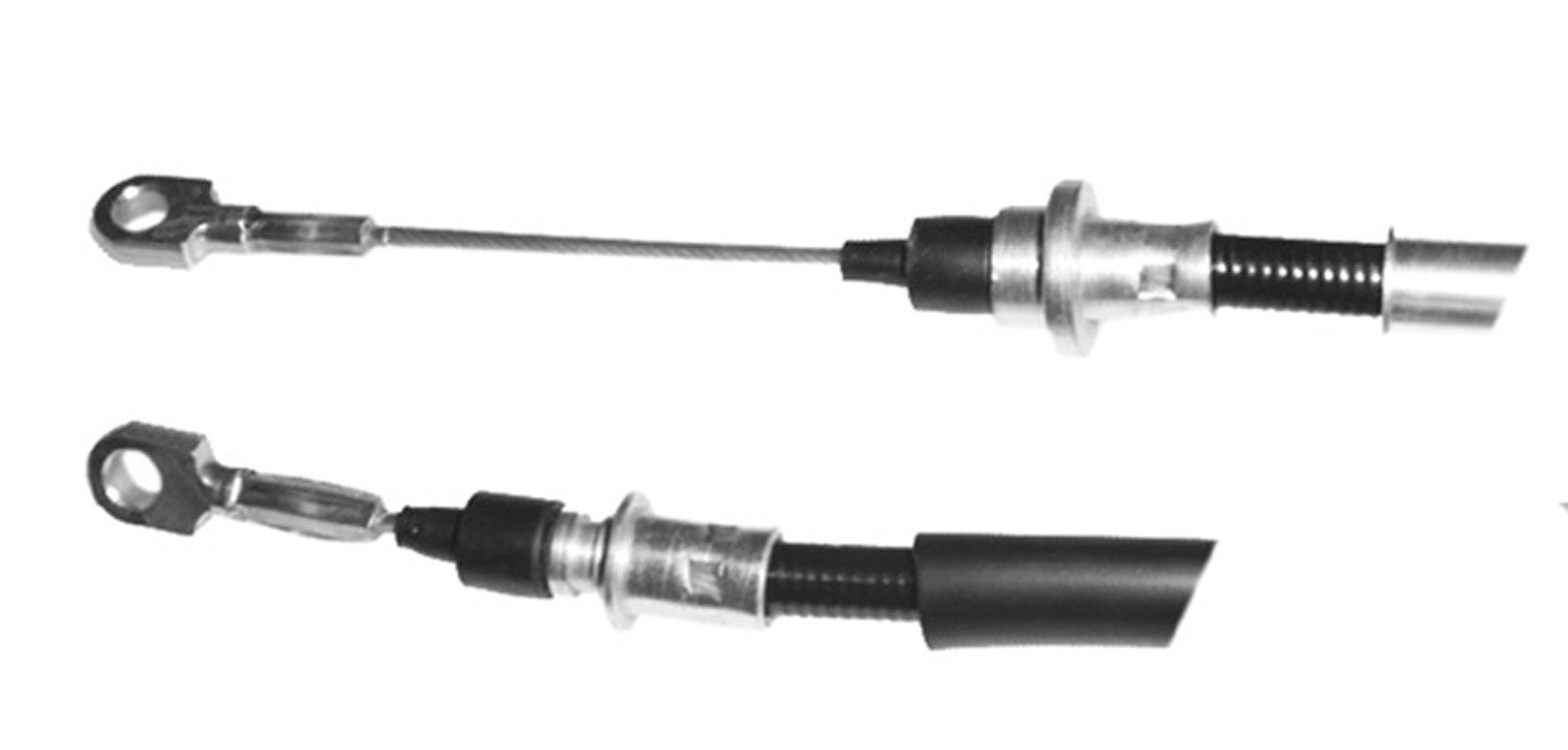 ACDelco 18P1075 Professional Rear Driver Side Parking Brake Cable Assembly