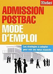 ADMISSION POST-BAC MODE D'EMPLOI