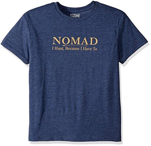 Camiseta con logo Nomad Youth
